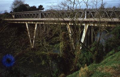Slide - Railway bridges, Hamilton