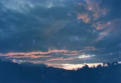 Slide - Sunset, Hamilton