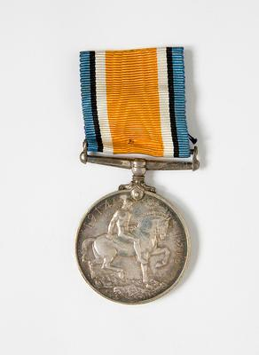 British war medal – R.T Hunter