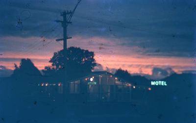 Slide - Motel, Ulster Street, Hamilton