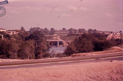 Slide - Sillary Street bridge, Hamilton