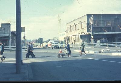 Slide - Bryce Street, Hamilton; Tom Bryce; Allen Bryce; Jun 1961; 2003/16/53