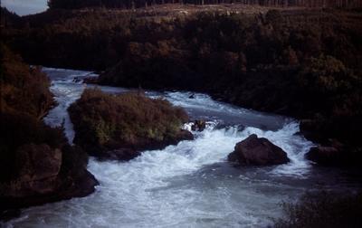 Slide - Waikato River between Whakamaru and Atiamuri