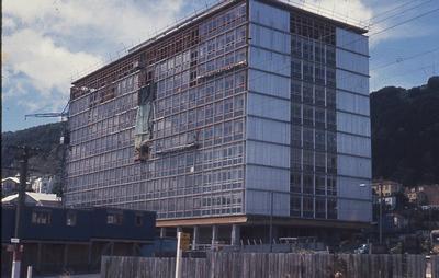 Slide - new government buildings, Wellington
