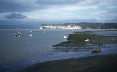 Slide - Kawhia Harbour