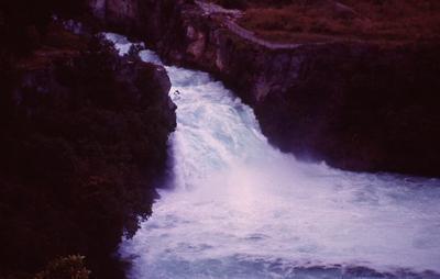 Slide - Huka Falls