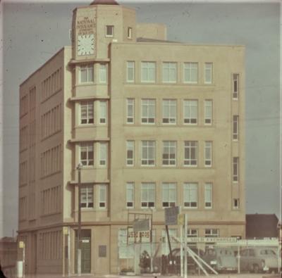 Slide - National Insurance Company of New Zealand building