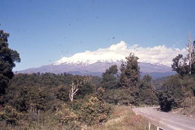 Slide - Mount Ruapehu