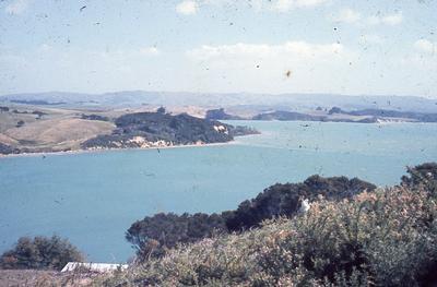 Slide - Raglan Harbour