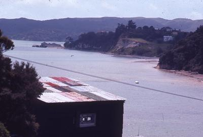 Slide - Raglan Harbour