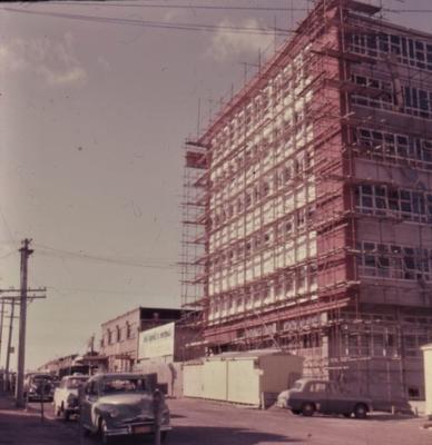 Slide - State Advances building, Hamilton