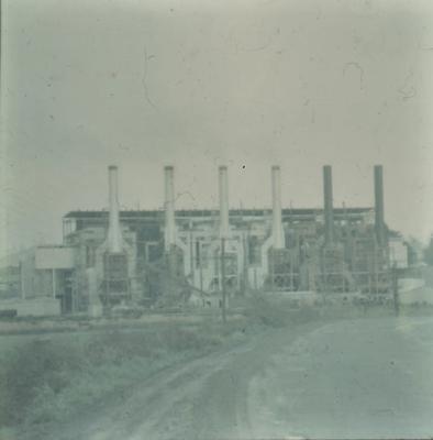 Slide - Mere Mere Power Station (Waikato)
