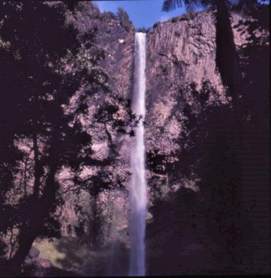 Slide - Bridal Veil Falls, Raglan