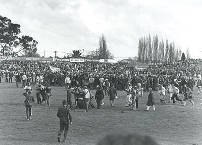 Photograph - 1981 Springbok Tour