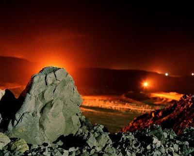 Rotowaro Township Mine III