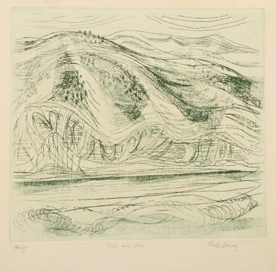 Hills and Sea