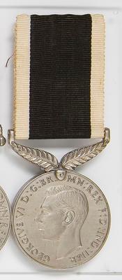Medal – NZ War Service 1939-45 R.J. Devonshire