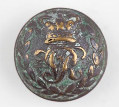 Tunic button: Civil Commissioner