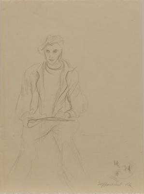 Self Portrait [I]; Ruth Davey; 2020/18/207