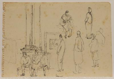 Louvre; Ruth Davey; 2020/18/211