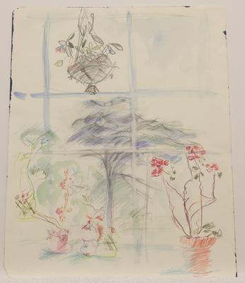 Untitled [windowsill]