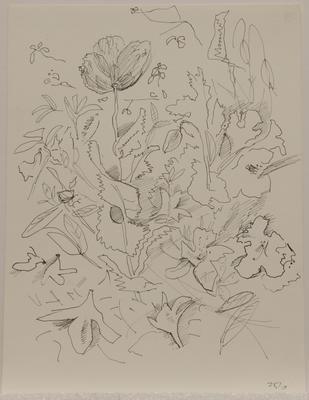 Untitled [flowers III]