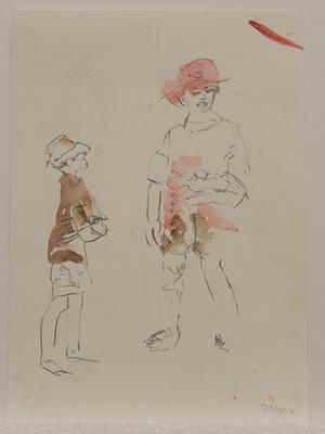Untitled [two children]