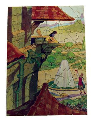 Jigsaw puzzle – Snow White