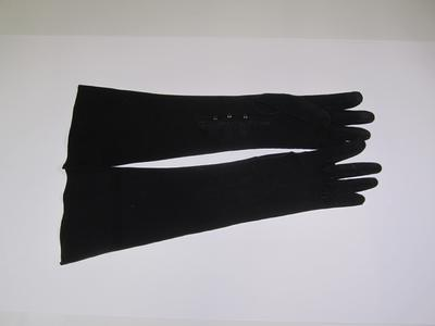 Women's evening gloves