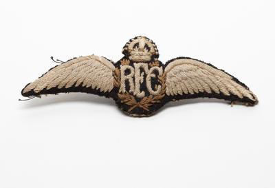 Emblem – Royal Flying Corp, Squadron Leader