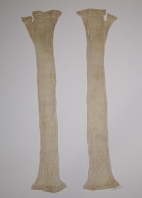 Women's mittens long length