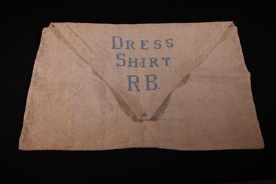 Dress shirt sachet