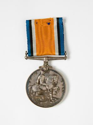 British War Medal – WWI, A.Whiteford