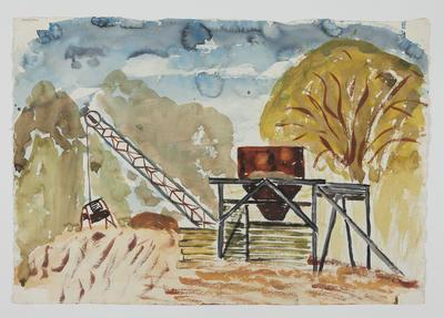 Untitled [Hopper and Crane]