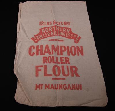Flour bag – Champion Roller Flour (Mt Maunganui)