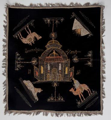 Wall hanging – Souvenir of Egypt