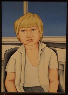Portrait of Mack McIntyre