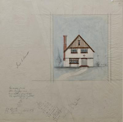 Architectural plans - Unspecified Residential Home