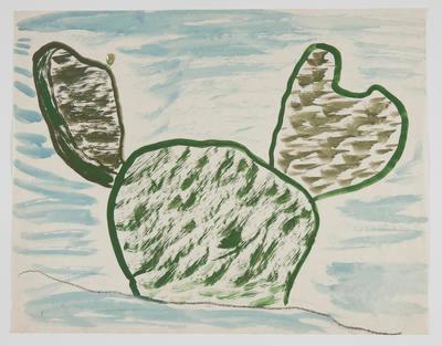 Untitled [Cactus]