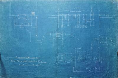 Architectural plan – Foundations Horizontal Engine, Waihi