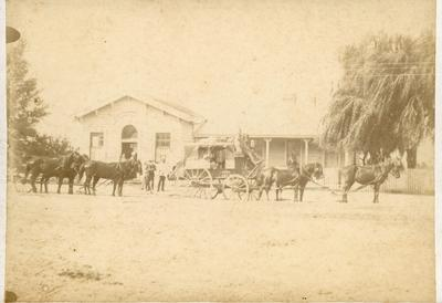Photograph – Post Office, Hamilton