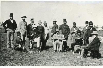 Photograph – Old Hamiltonians