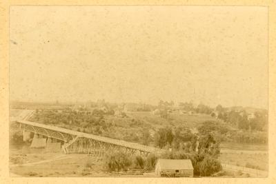 Photograph – Hamilton Bridge