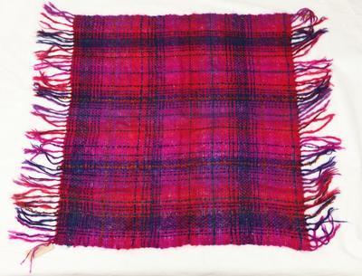 Riverweaver square shawl