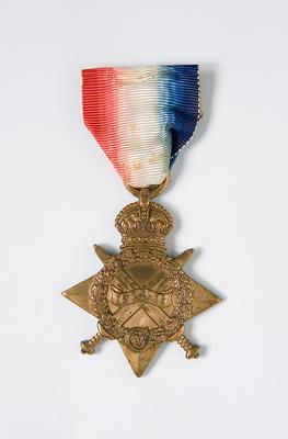 Medal – 1914-15 Star, G. Forbes