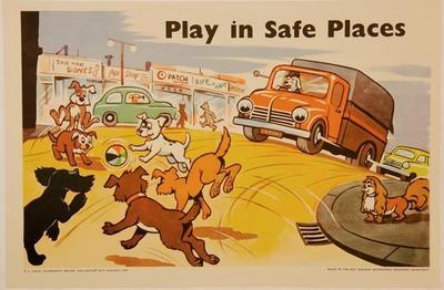 Play in Safe Places