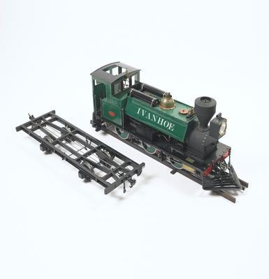 "Locomotive model – ""F"" Class ""Ivanhoe"""