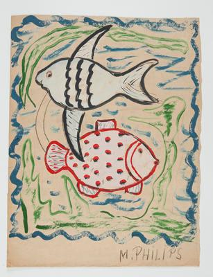 Untitled Two Fishes]