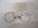 Pince Nez - Silver Tone Metal  Round Rim Lenses With Gold Tone Metal Nose Bridge