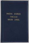 Book - Pakeha Rambles Through Maori Lands
